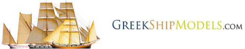 Greek Ship Models Logo